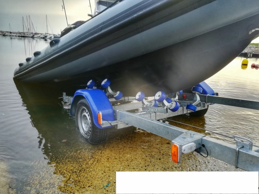 Hire RIB with or without skipper Searib's Argelès-sur-Mer