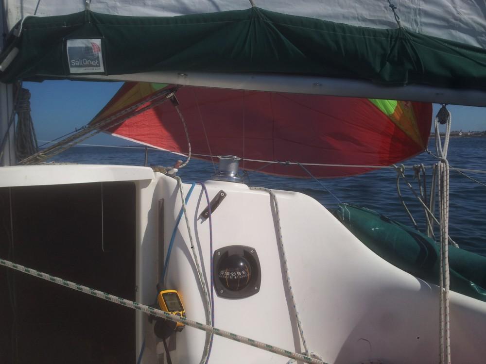 Louez un Jeanneau Sun 2000 à Port Joinville