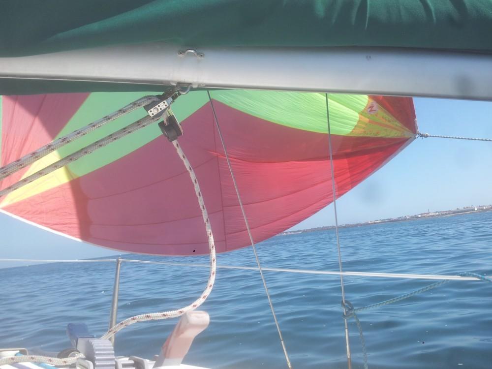Location bateau Port Joinville pas cher Sun 2000