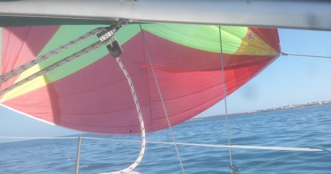 Location yacht à Port-Joinville - Jeanneau Sun 2000 sur SamBoat