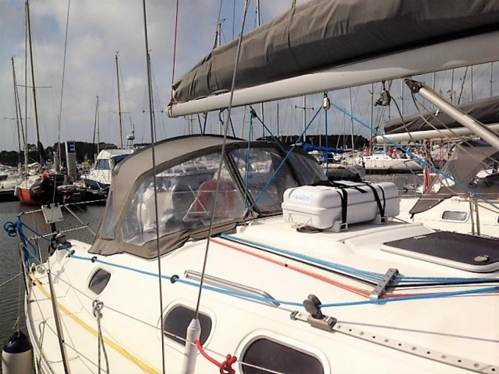 Location bateau Larmor-Plage pas cher Gib Sea 33