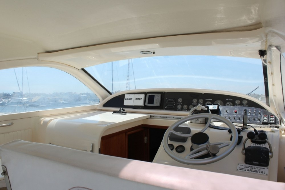 Boat rental Lomac Airone40 in Split on Samboat
