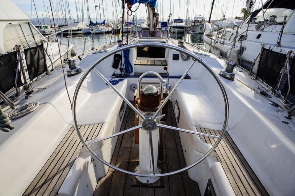Rental Sailboat in Ajaccio - Jeanneau Sun Kiss