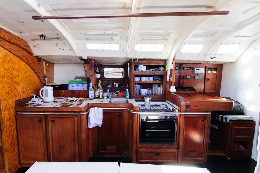 Boat rental Ajaccio cheap Sun Kiss