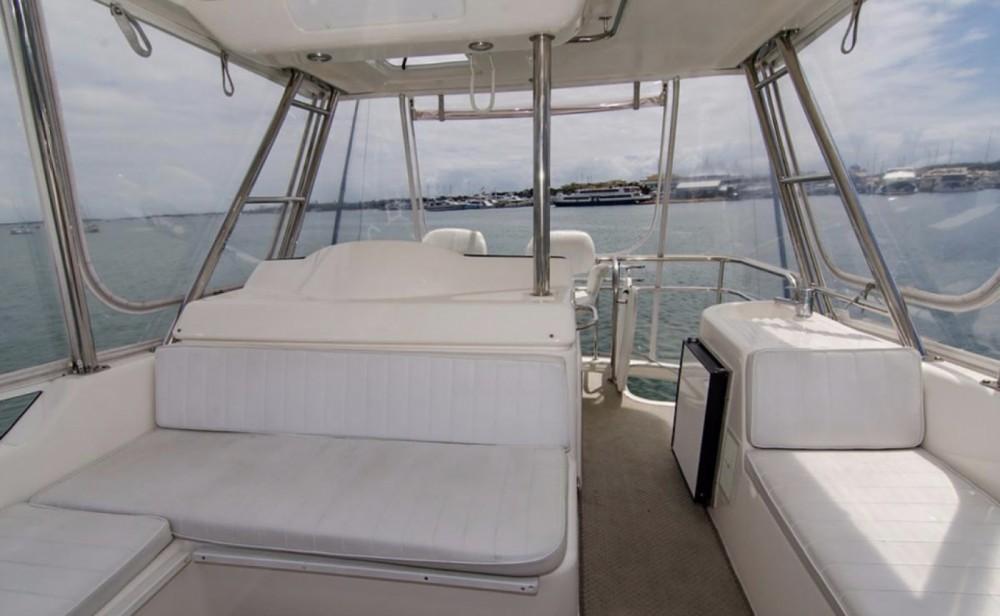 noleggio Barca a motore Napoli - Riviera 47