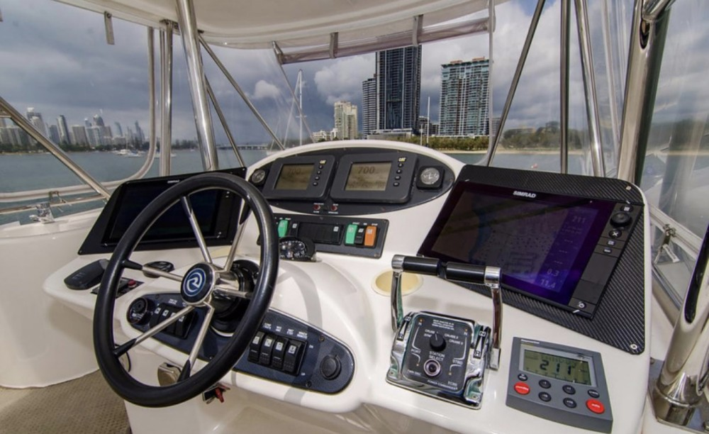 Noleggio barche Riviera 47 Napoli su Samboat