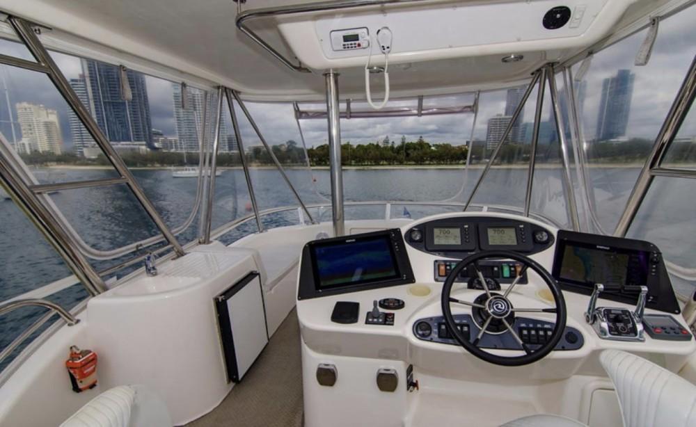 Noleggio yacht Napoli - Riviera 47 su SamBoat