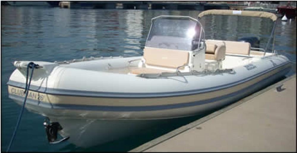 Rent a Joker Boat Joker Boat 26 Naples