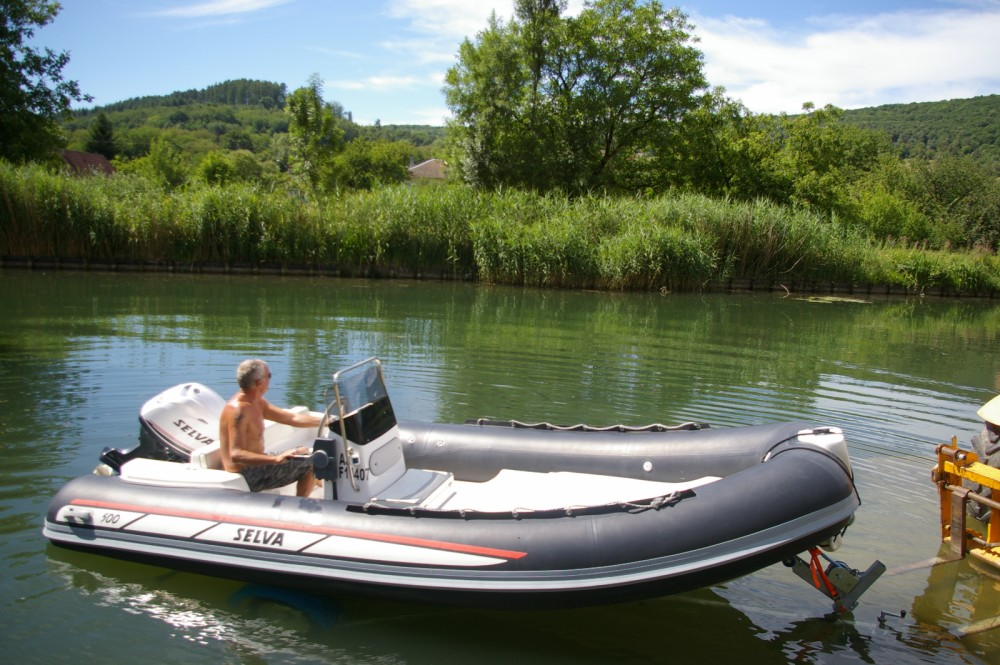 Hire RIB with or without skipper Selva Le Gosier