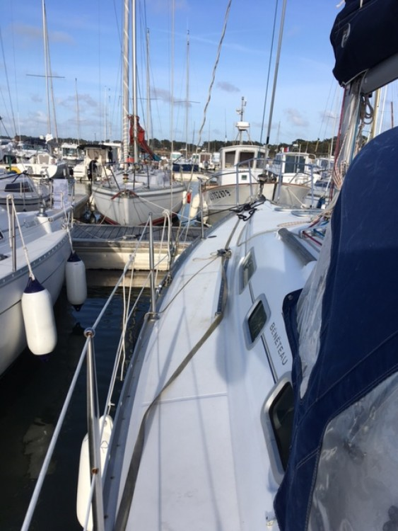 Bootsverleih Bénéteau Oceanis Pornichet Samboat