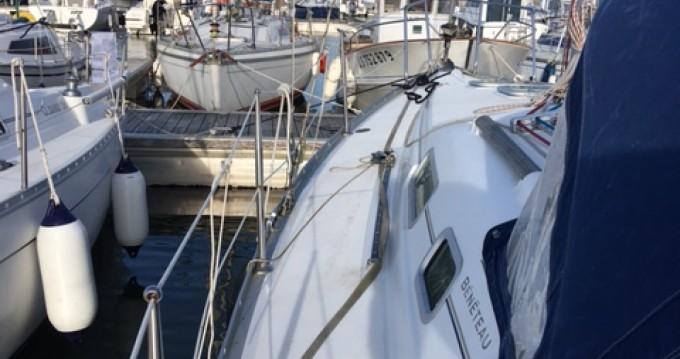 Noleggio yacht Pornichet - Bénéteau Oceanis su SamBoat