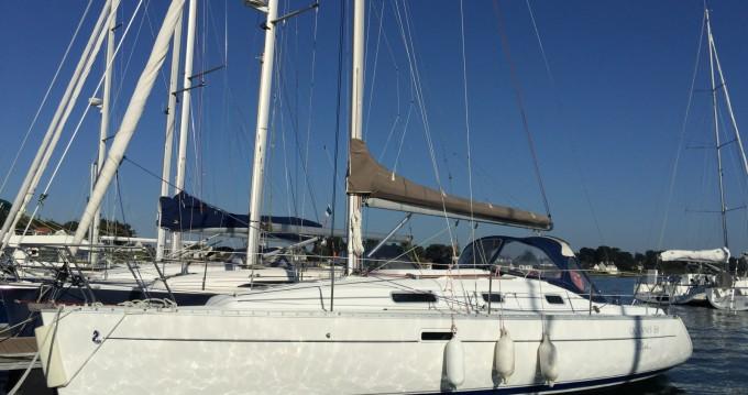 Alquiler de barcos Bénéteau Oceanis 311 Clipper enLa Trinité-sur-Mer en Samboat