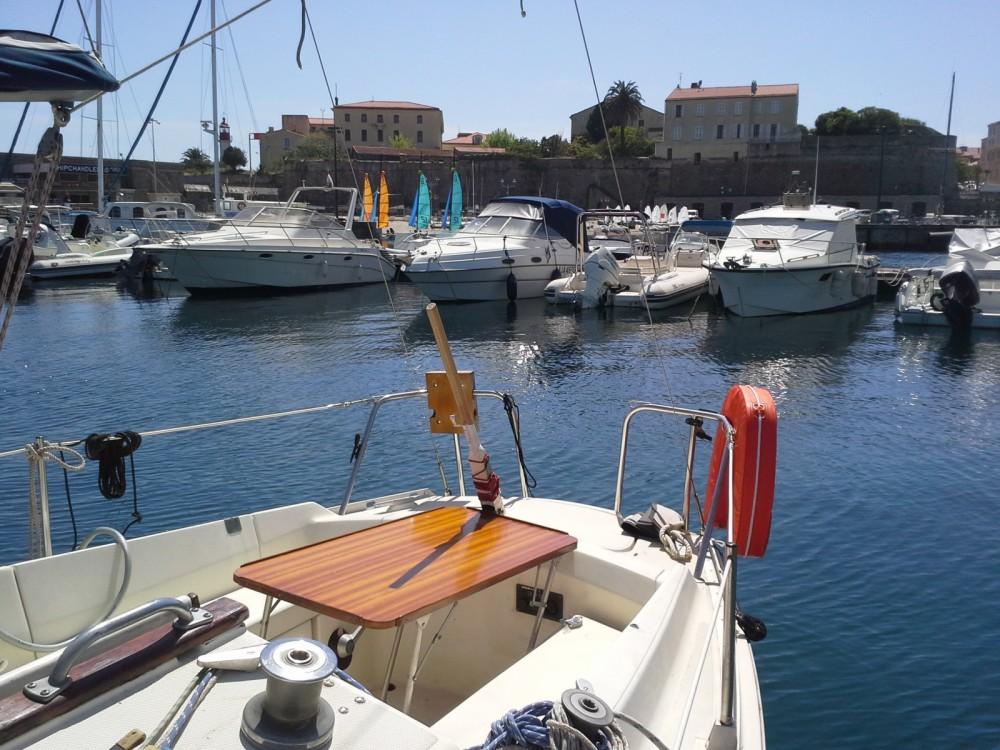 noleggio Barca a vela Ajaccio - Jeanneau Sangria