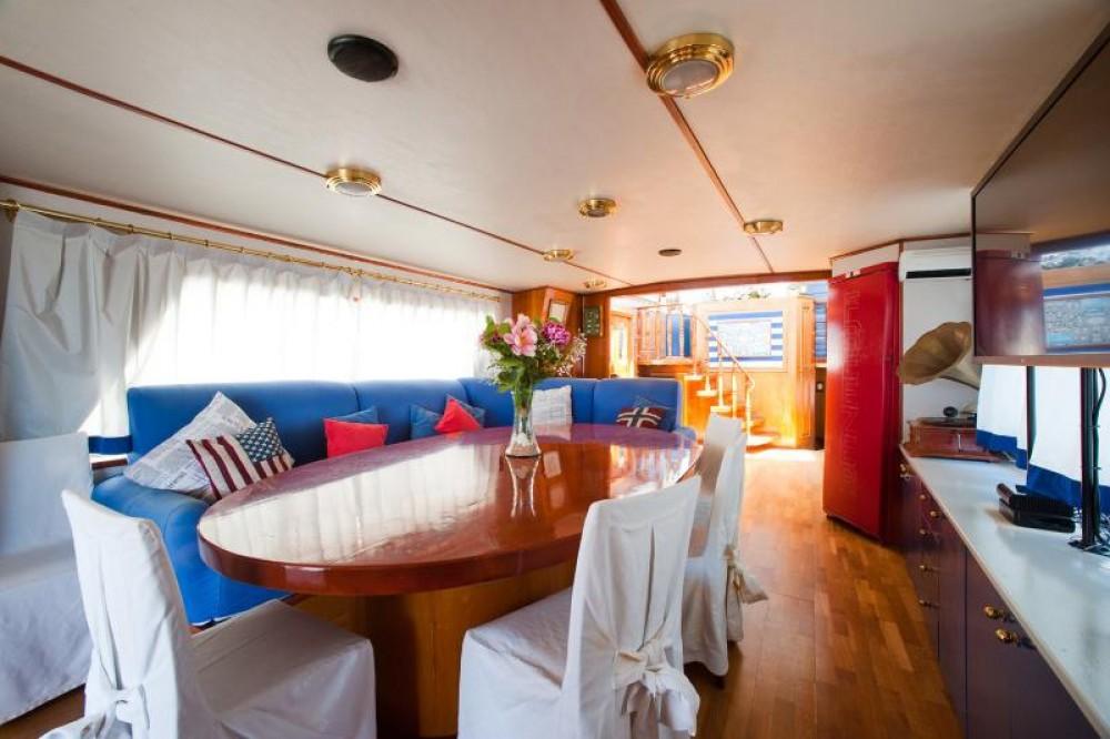 Rental yacht Ibiza - Peeter Sgeepsbouw navetta  on SamBoat
