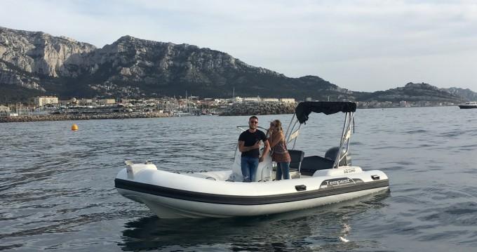 Location yacht à La Madrague - Capelli Tempest 626 sur SamBoat