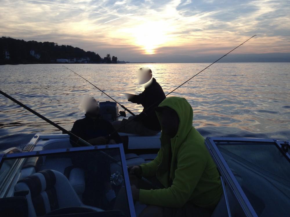 Louez un Sea Ray Sea Ray 160 CB à Évian-les-Bains