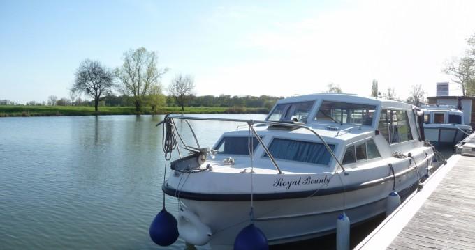Location yacht à Pont-de-Vaux - Bounty-Boat Sedan 27 sur SamBoat