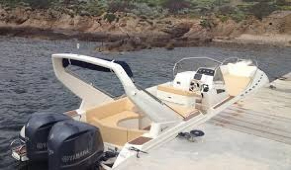 Capelli Tempest 1000 between personal and professional Porto-Vecchio