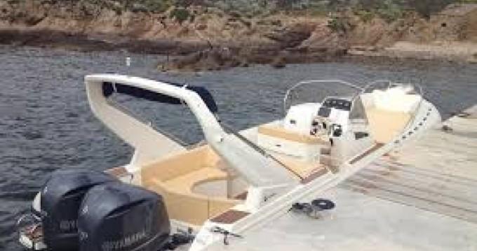 Location bateau Porto-Vecchio pas cher Tempest 1000
