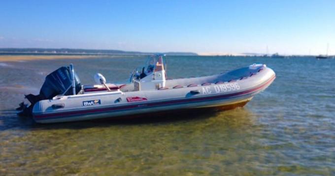 Location bateau Bwa Bwa 650 à Lège-Cap-Ferret sur Samboat