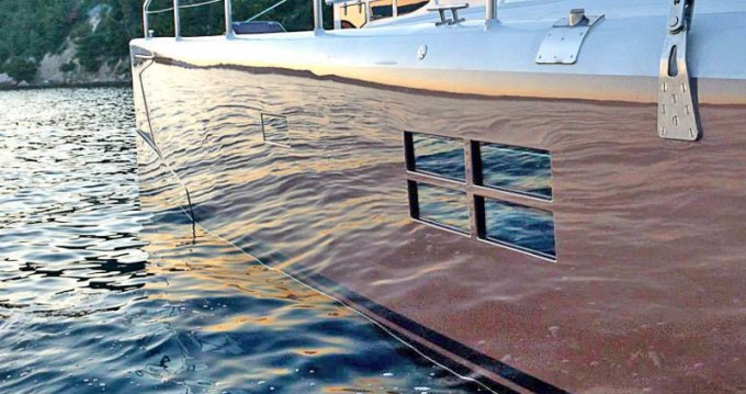 Location bateau Marina Gouvia pas cher Caribe 69