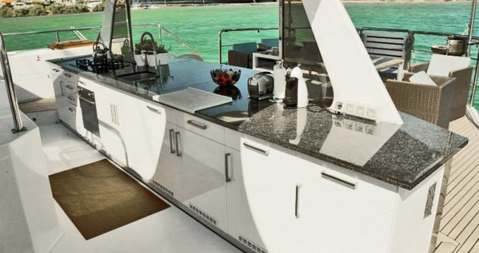 Louer Catamaran avec ou sans skipper Bavaria à Marina Gouvia