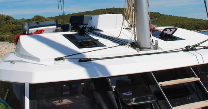 Catamaran à louer à Castries au meilleur prix
