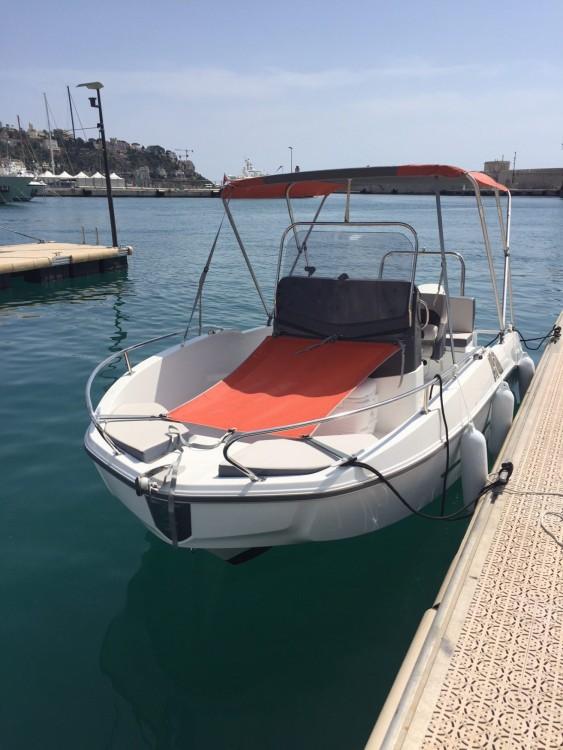 Location bateau Bénéteau Flyer 5.5 à Nice sur Samboat
