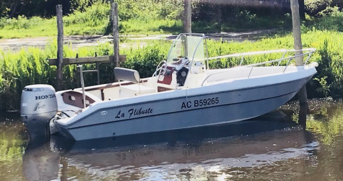 Location bateau Gujan-Mestras pas cher Cap 19 Open