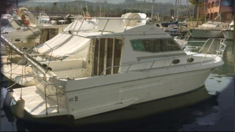 Boat rental Dellapasqua DC 9 in Milazzo on Samboat