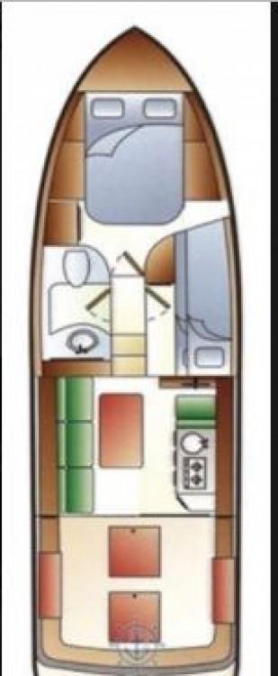 Rental Yacht in Milazzo - Dellapasqua DC 9