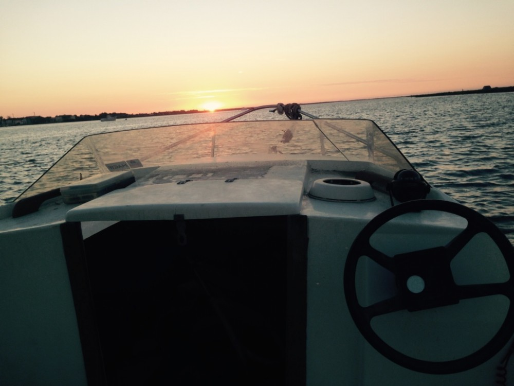 Hire Motor boat with or without skipper Sea Reine  Chatressac