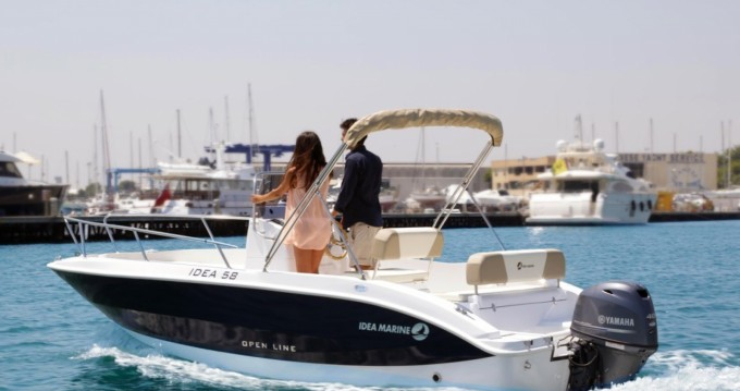 Location bateau Idea Marine IDEA 58 à Alicante sur Samboat