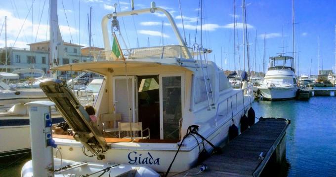 Location yacht à San Vincenzo - Raffaelli Raffaelli Middle Fly sur SamBoat
