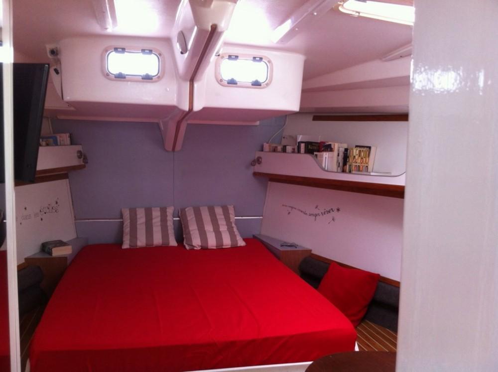 Location bateau Le Gosier pas cher Atoll 50