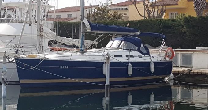 Location yacht à Empuriabrava - Bénéteau Oceanis 373 sur SamBoat