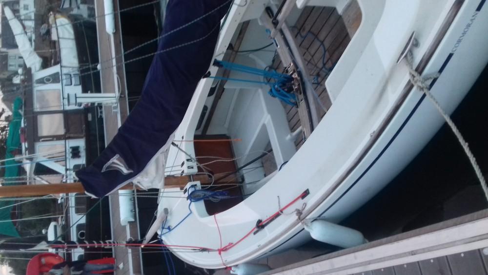 Location bateau Lanildut pas cher ACCF .côtre houari .