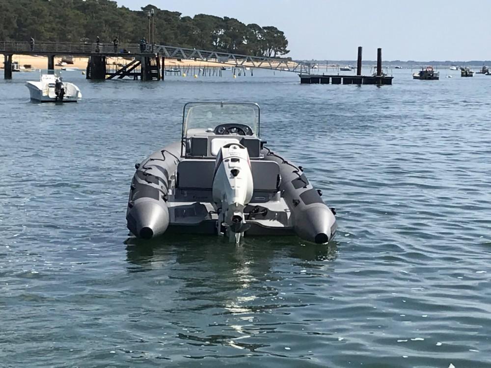 Location yacht à Lège-Cap-Ferret - Adventure Adventure limited sur SamBoat