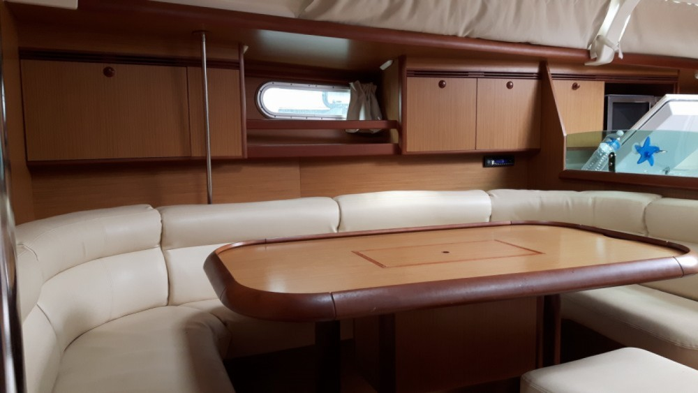 Noleggio barche Grimaud economico Sun Odyssey 45
