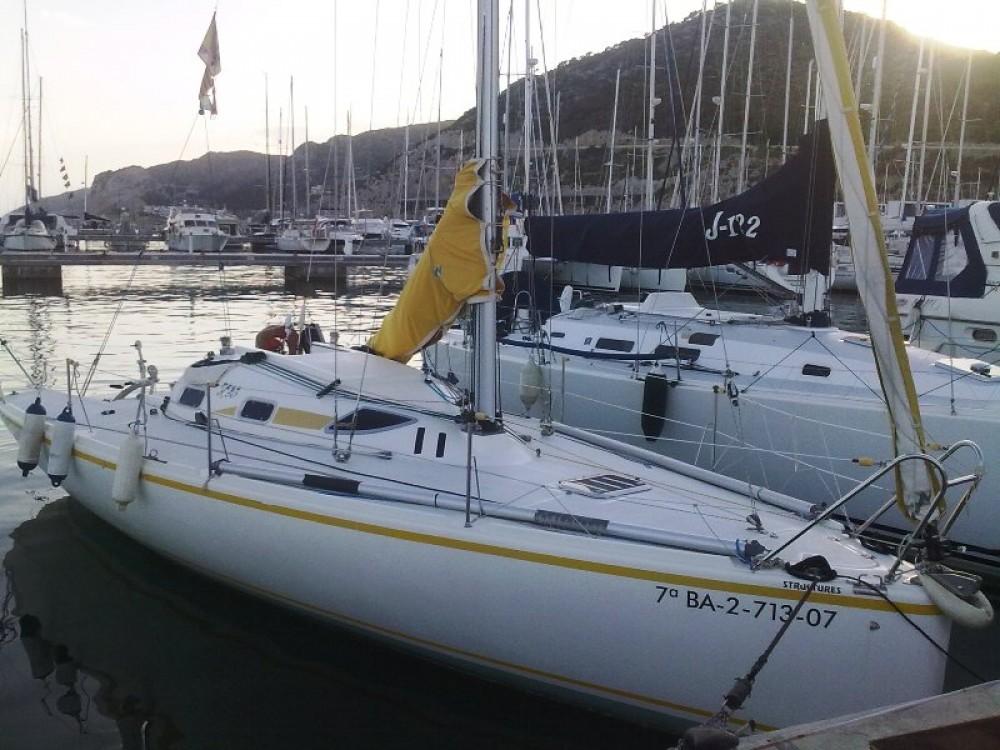 Location bateau Pogo Structures Pogo 8.50 à Saint-Cyprien sur Samboat