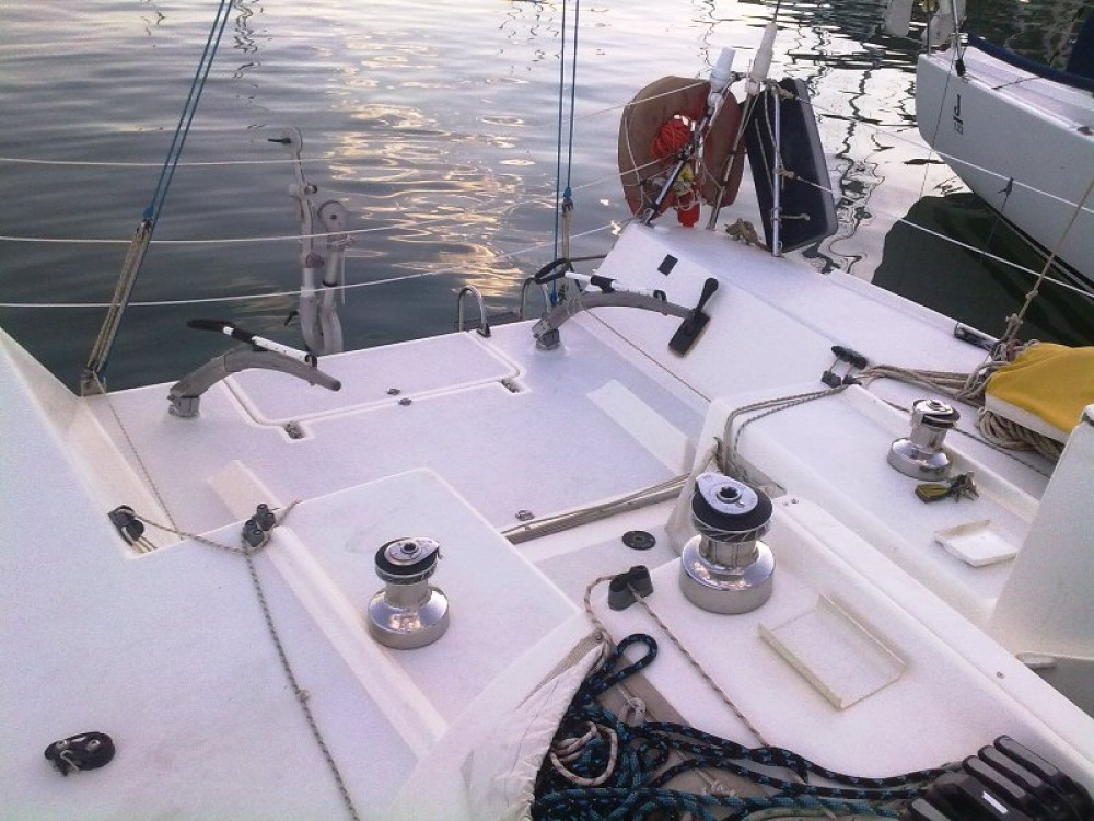 Hire Sailboat with or without skipper Pogo Structures