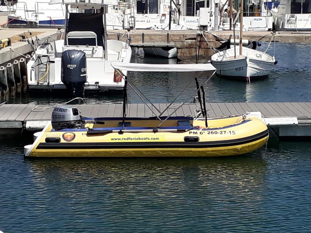 Rent a Weihai Noah Yacht Co., Ltd RXK-390PC