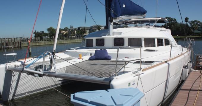 Location yacht à Ibiza Magna - Lagoon Lagoon 380 sur SamBoat