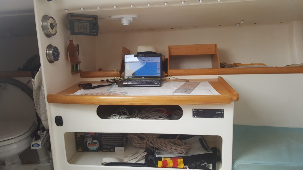 Location yacht à Saint-Cyprien - Pogo Structures Pogo 8.50 sur SamBoat