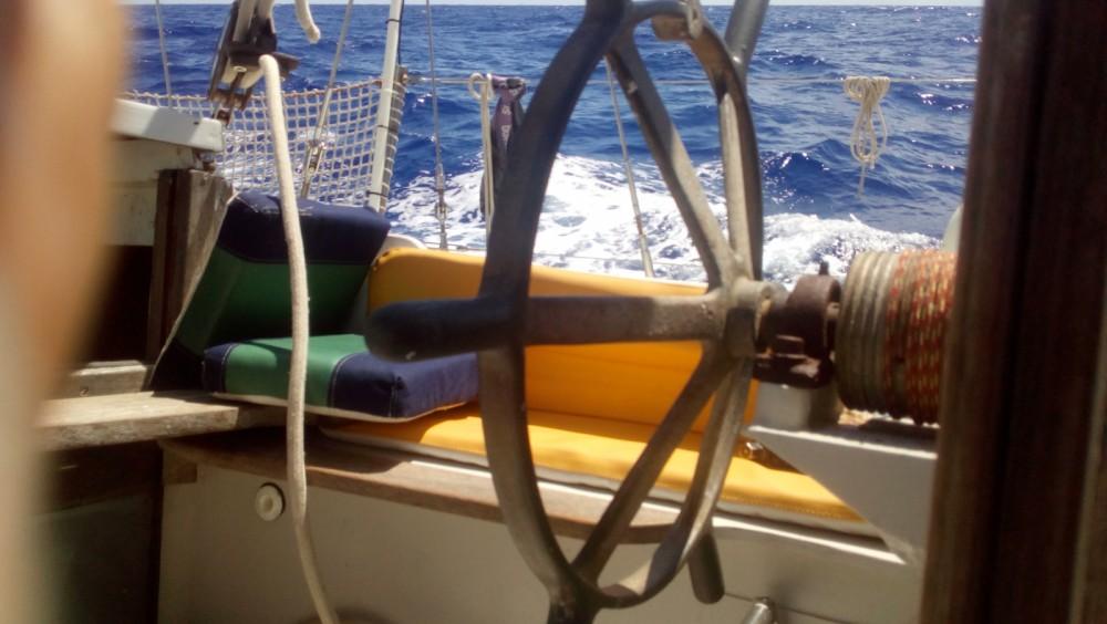 Location bateau Ajaccio pas cher ketch