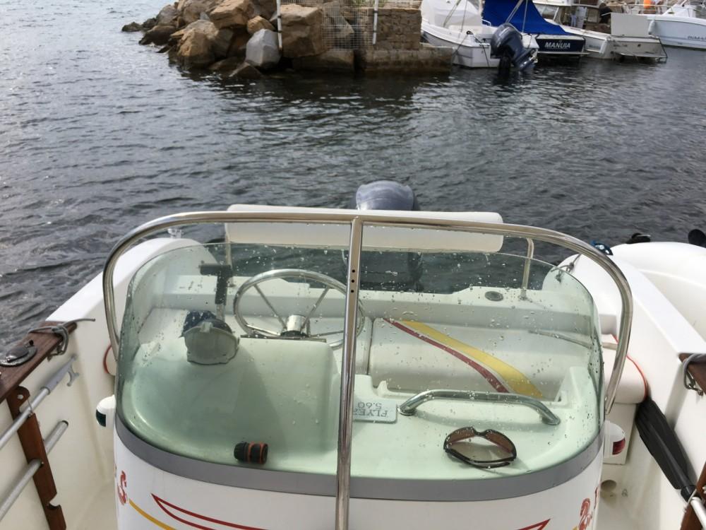 Location bateau Bénéteau Flyer 5 à La Ciotat sur Samboat