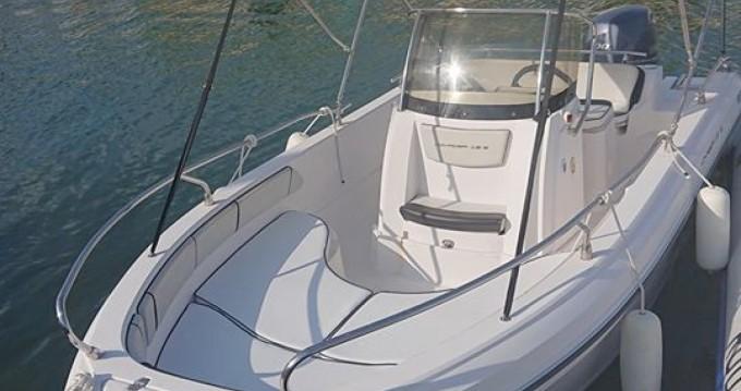 Location bateau Ranieri Voyager 19 S à Gapeau sur Samboat