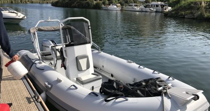 Highfield Ocean Master 540 entre particuliers et professionnel à Mandelieu-la-Napoule