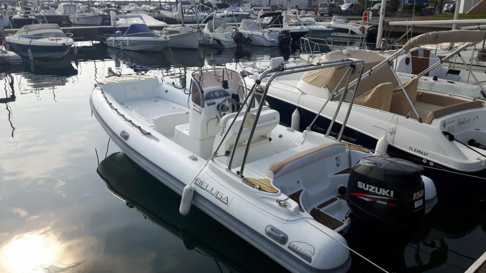 Location bateau Lomac BELUGA 21 à Cavalaire-sur-Mer sur Samboat