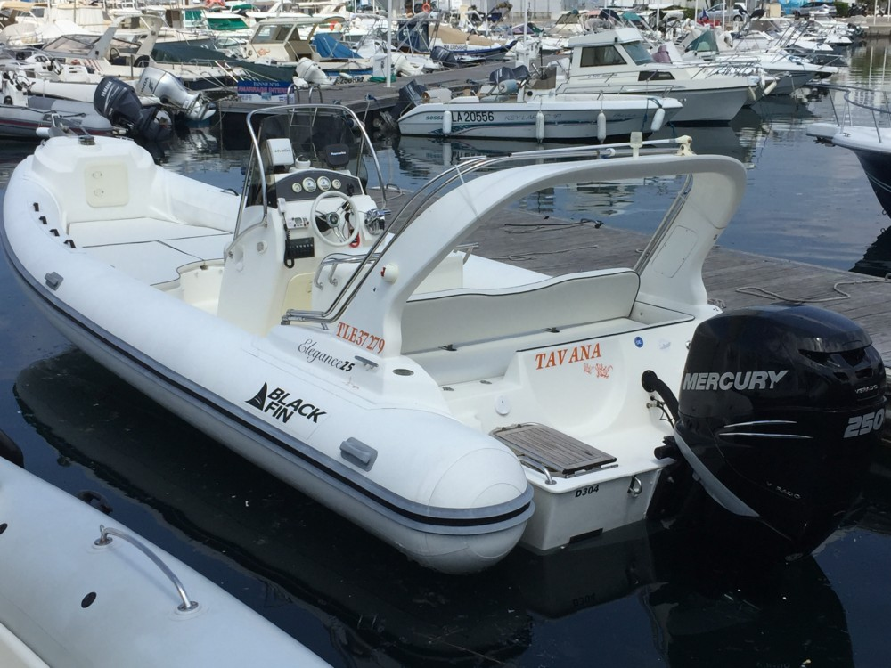 Location yacht à Marseille - Nuova Jolly Blackfin sur SamBoat